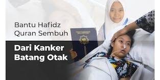 Bantu Hafidzah Qur'an Lewati Ganasnya Kanker Otak