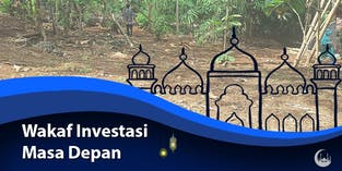 Wakaf Masjid Gerakan Sedekah Jariyah Atas Nama Orang Tua