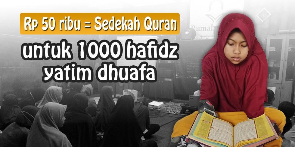 Rumah Quran Untuk Para Hafidz